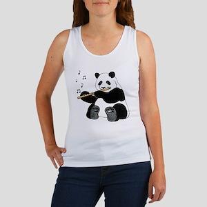 cafepress panda1 Women's Tank Top