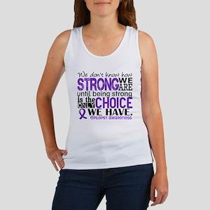 Epilepsy HowStrongWeAre Women's Tank Top