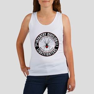 2012 Black Widow Design Women's Tank Top