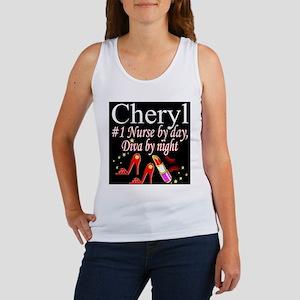 CHIC NURSE Women's Tank Top