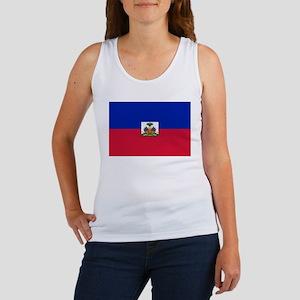 Flag of Haiti Women's Tank Top