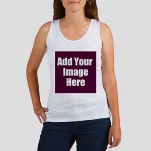 Add Your Image Here Tank Top