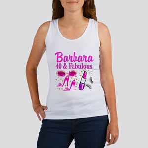 40TH PARTY GIRL Women's Tank Top
