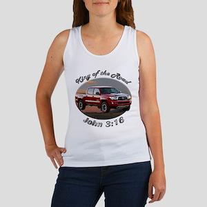 Toyota Tacoma Women's Tank Top