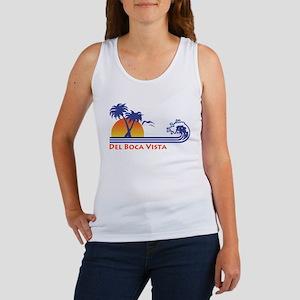 Del Boca Vista Women's Tank Top