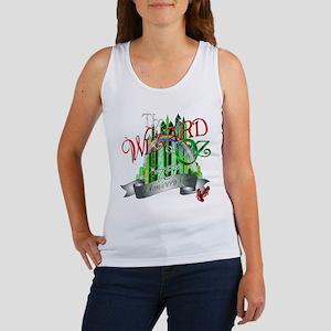 Wizard of OZ 75th Anniversary Eme Women's Tank Top