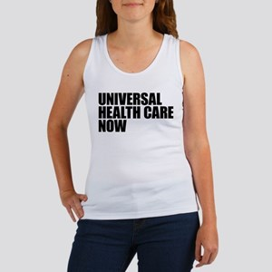 Universal Health Care Now Tank Top