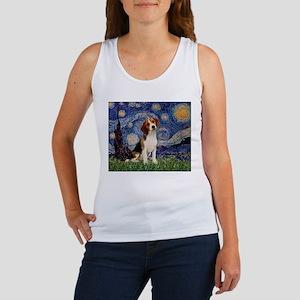 Starry Night / Beagle Women's Tank Top