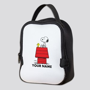 Peanuts: Little Peanut Neoprene Lunch Bag