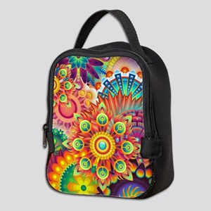 576e610d3b36 Hippie Insulated Lunch Bags - CafePress