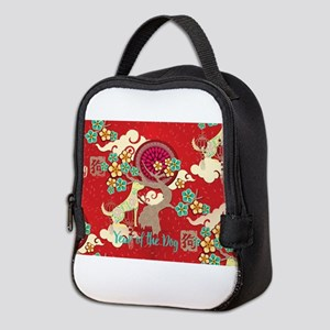9ba610910353 Chinese New Year 2019 Insulated Lunch Bags - CafePress