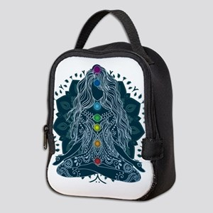 b51ca1acaa Meditation Insulated Lunch Bags - CafePress