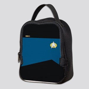 Star Trek: TNG Blue Lt. Comman Neoprene Lunch Bag