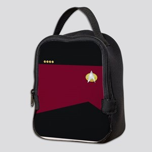 Star Trek: TNG Uniform - Captai Neoprene Lunch Bag