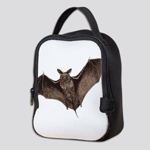 Bat Neoprene Lunch Bag