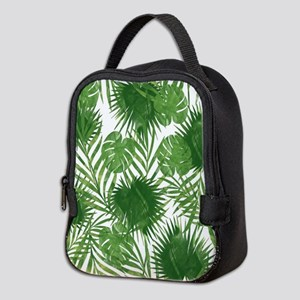 8d17d46d6cab Palm Leaves Insulated Lunch Bags - CafePress
