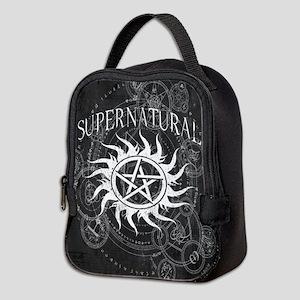 Supernatural Black Neoprene Lunch Bag