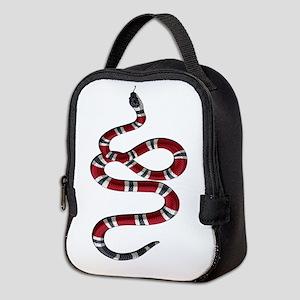 Gucci Snake Neoprene Lunch Bag