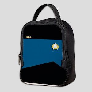 Star Trek: TNG Blue Lt. Comman Neoprene Lunch Bag
