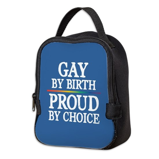 Gay By Birth, Proud By Choice Full Bleed