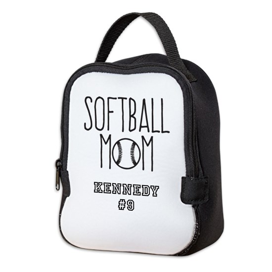 Personalized Softball Mom