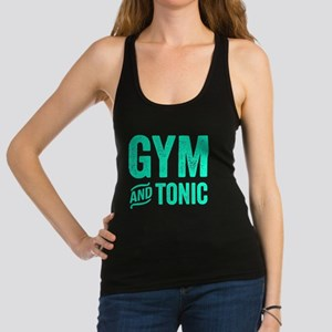 Gym and Tonic Racerback Tank Top