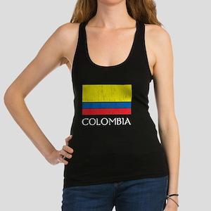 da99f6d62fc Colombia Racerback Tank Tops - CafePress