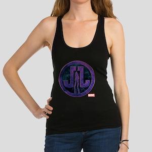 Jessica Jones Grunge Icon Racerback Tank Top