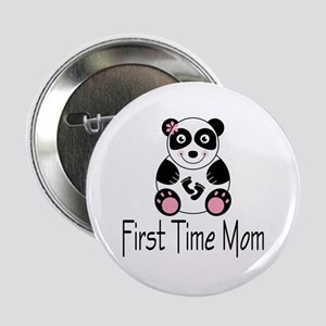 "First Time Mom 2.25"" Button"
