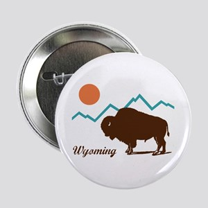 "Wyoming 2.25"" Button"