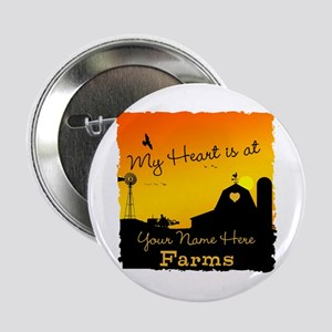 "My Favorite Farm 2.25"" Button"