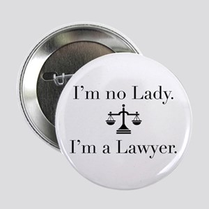 "Lady Lawyer 2.25"" Button"