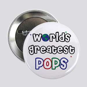 "World's Greatest Pops 2.25"" Button"