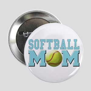 Softball MOM Button