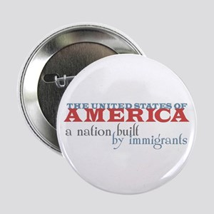 A Nation Built by Immigrants Button
