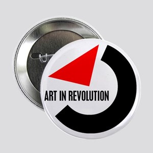 "Art In Revolution Marty Mcfly 2.25"" Button"