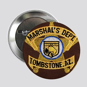 "Tombstone Marshal 2.25"" Button"