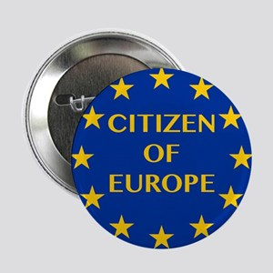 "Citizen of Europe 2.25"" Button"
