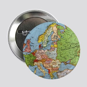 "Map of Europe 2.25"" Button"
