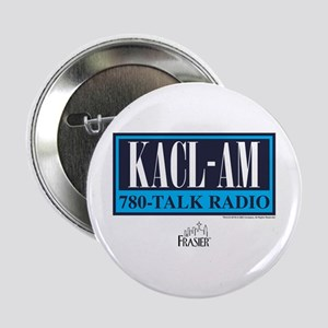 "Frasier: Talk Radio 2.25"" Button"