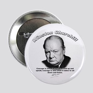 Winston Churchill 01 Button
