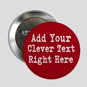 "Add Text Background Red 2.25"" Button"