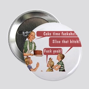"Cake Time Fun 2.25"" Button"