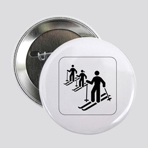 Ski Icon Button