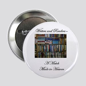 """Writers and Readers 2.25"""" Button"""