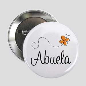 """Abuela Butterfly 2.25"""" Button"""