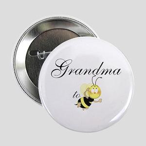 """Grandma 2 be 2.25"""" Button"""