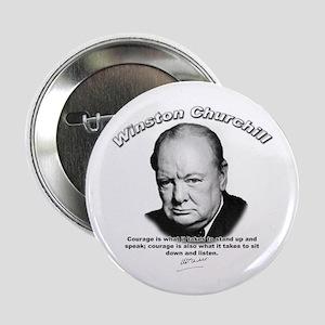 Winston Churchill 01 Button