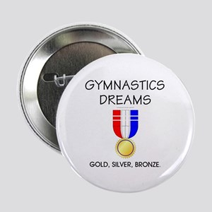 "TOP Gymnastics Dreams 2.25"" Button"