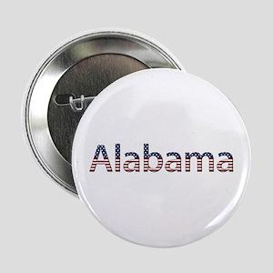 Alabama Stars and Stripes Button